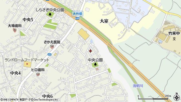 茨城県稲敷郡阿見町中央7丁目20-6 住所一覧から地図を検索