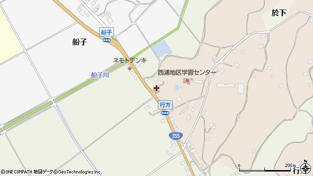茨城県行方市行方 地図(住所一覧から検索) :マピオン