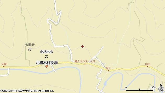 長野県南佐久郡北相木村坂上 地図(住所一覧から検索 ...