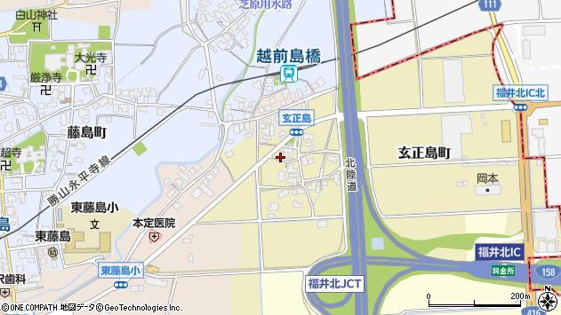 福井県福井市下馬町 住所一覧から地図を検索