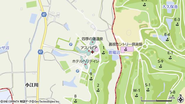 埼玉県熊谷市小江川228周辺の地図