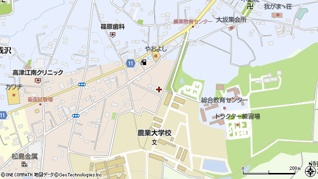 埼玉県熊谷市樋春1918周辺の地図