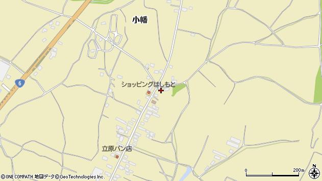 茨城県東茨城郡茨城町小幡 地図(住所一覧から検索) :マピオン