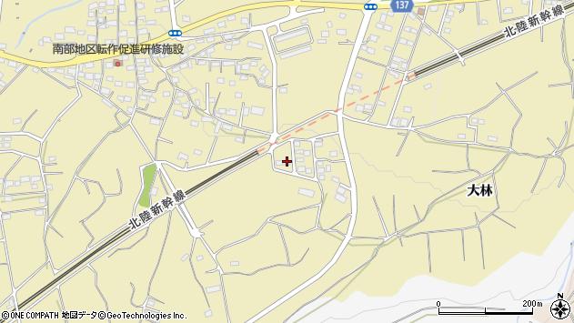 長野県北佐久郡御代田町御代田4001周辺の地図