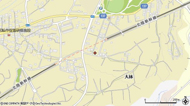 長野県北佐久郡御代田町御代田4006周辺の地図