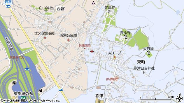 長野県東御市祢津 地図(住所一覧から検索) :マピオン