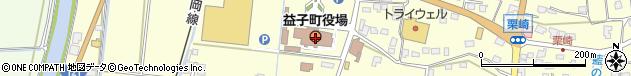 栃木県芳賀郡益子町周辺の地図