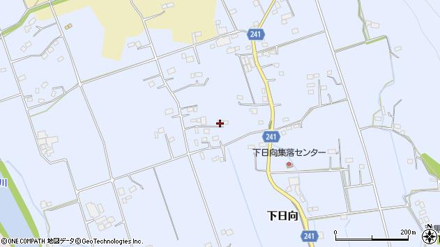 栃木県鹿沼市下日向 地図(住所一覧から検索) :マピオン