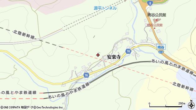 富山県小矢部市安楽寺1090 地図(住所一覧から検索) :マピオン