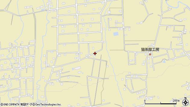 栃木県那須郡那須町高久乙3360周辺の地図