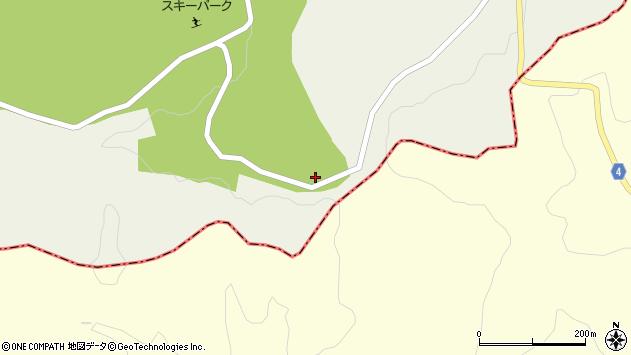 山形県東置賜郡川西町玉庭6982周辺の地図