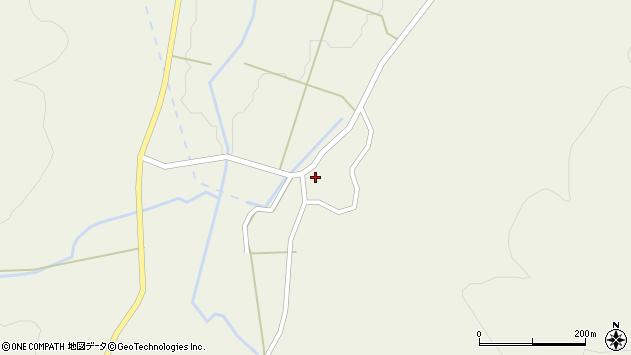 山形県東置賜郡川西町玉庭1271周辺の地図