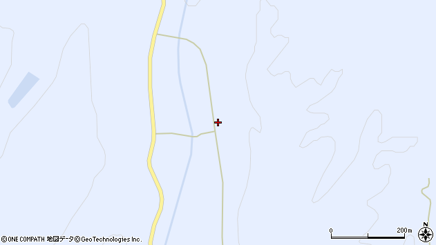 山形県東置賜郡川西町大舟467周辺の地図