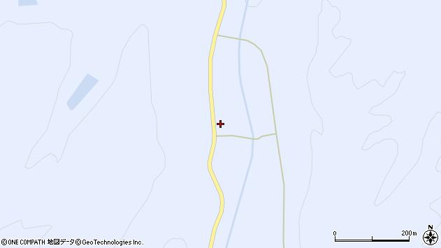 山形県東置賜郡川西町大舟476周辺の地図