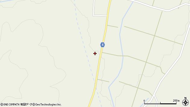 山形県東置賜郡川西町玉庭5840周辺の地図