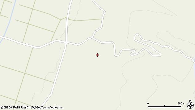 山形県東置賜郡川西町玉庭1689周辺の地図
