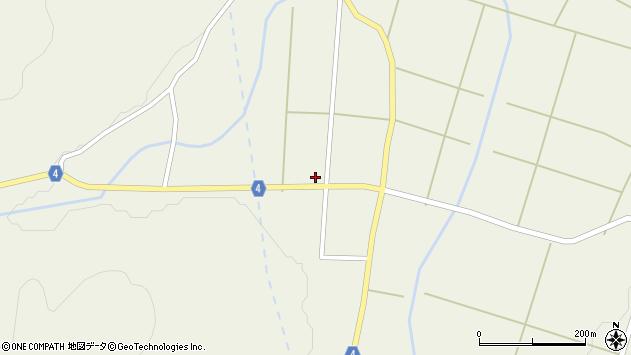 山形県東置賜郡川西町玉庭5740周辺の地図