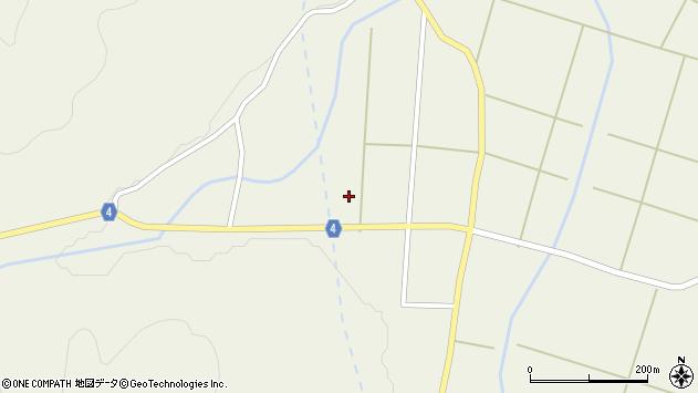山形県東置賜郡川西町玉庭5723周辺の地図