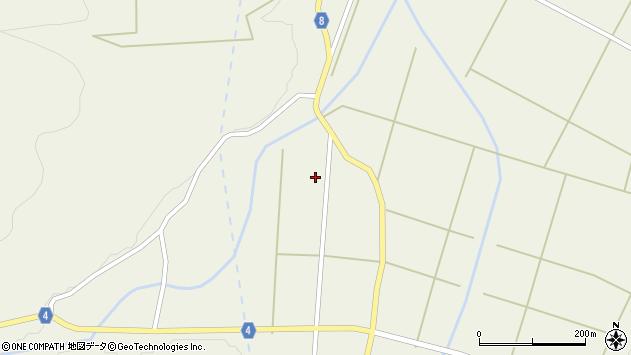 山形県東置賜郡川西町玉庭5657周辺の地図