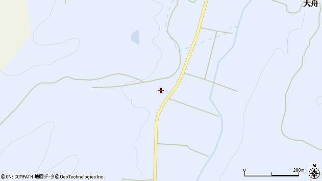 山形県東置賜郡川西町大舟703周辺の地図