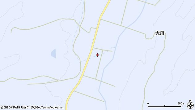 山形県東置賜郡川西町大舟707周辺の地図