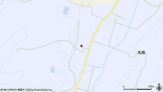 山形県東置賜郡川西町大舟762周辺の地図