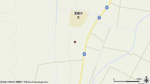 山形県東置賜郡川西町玉庭5324周辺の地図