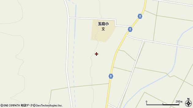 山形県東置賜郡川西町玉庭5334周辺の地図