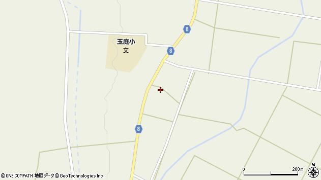 山形県東置賜郡川西町玉庭5237周辺の地図