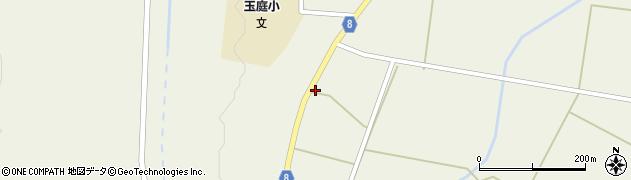 山形県東置賜郡川西町玉庭5238周辺の地図