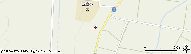 山形県東置賜郡川西町玉庭5232周辺の地図