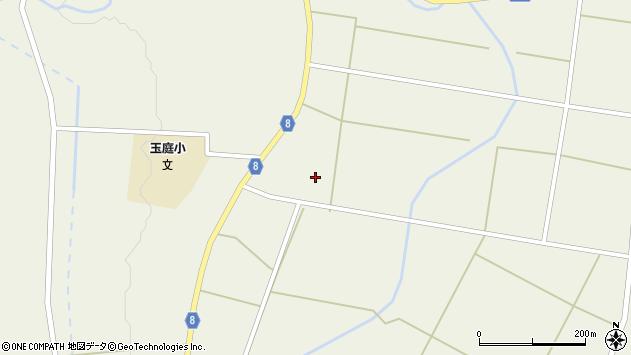 山形県東置賜郡川西町玉庭5066周辺の地図