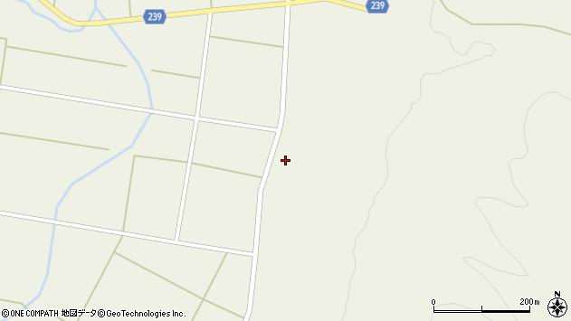 山形県東置賜郡川西町玉庭2660周辺の地図