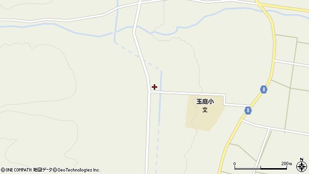 山形県東置賜郡川西町玉庭5276周辺の地図