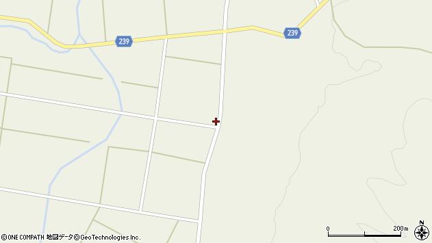 山形県東置賜郡川西町玉庭2678周辺の地図