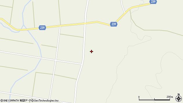 山形県東置賜郡川西町玉庭2728周辺の地図