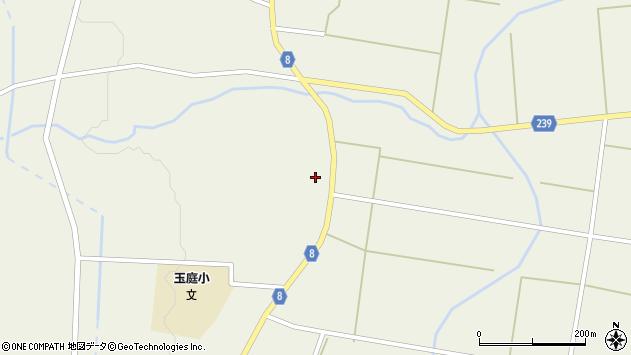 山形県東置賜郡川西町玉庭4986周辺の地図