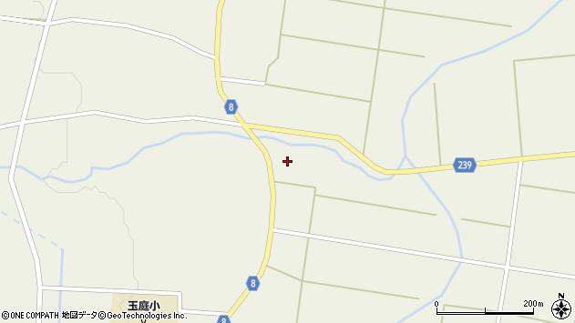 山形県東置賜郡川西町玉庭4901周辺の地図