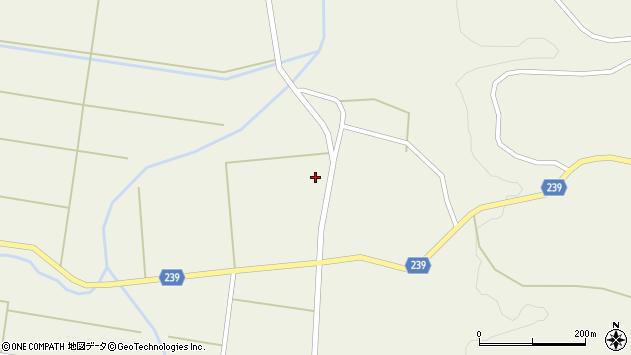 山形県東置賜郡川西町玉庭2835周辺の地図