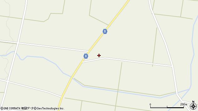 山形県東置賜郡川西町玉庭4452周辺の地図