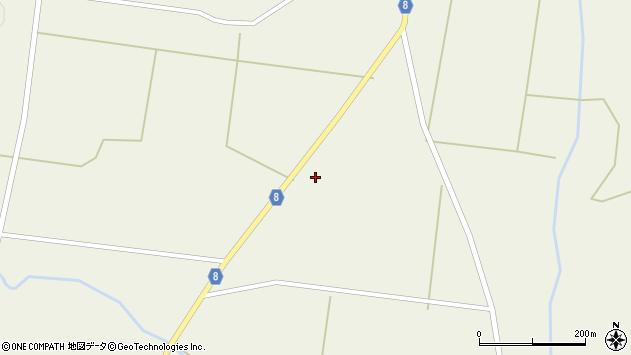 山形県東置賜郡川西町玉庭4332周辺の地図