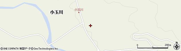 山形県西置賜郡小国町小玉川74周辺の地図