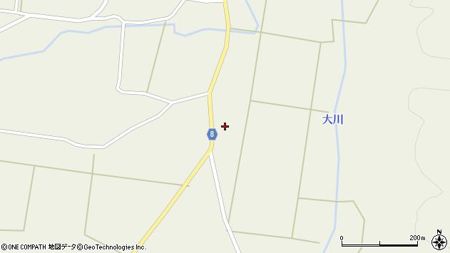 山形県東置賜郡川西町玉庭4266周辺の地図