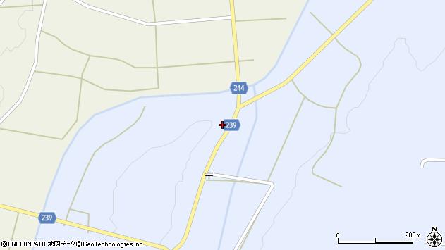 山形県東置賜郡川西町大舟994周辺の地図