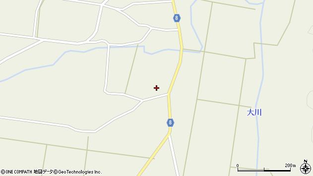 山形県東置賜郡川西町玉庭4011周辺の地図