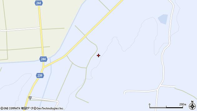 山形県東置賜郡川西町大舟1882周辺の地図
