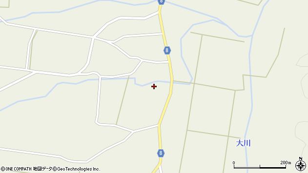 山形県東置賜郡川西町玉庭4037周辺の地図