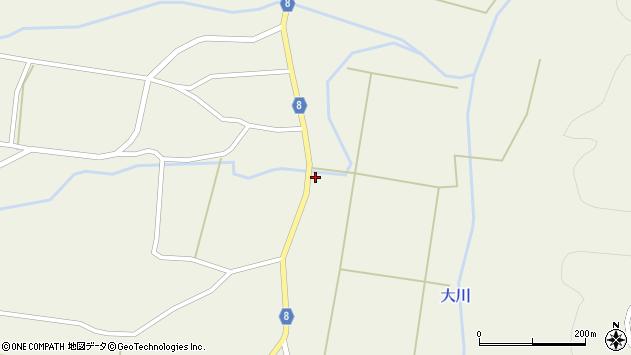 山形県東置賜郡川西町玉庭4004周辺の地図