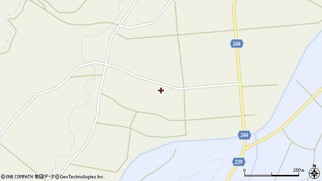 山形県東置賜郡川西町上奥田2675周辺の地図