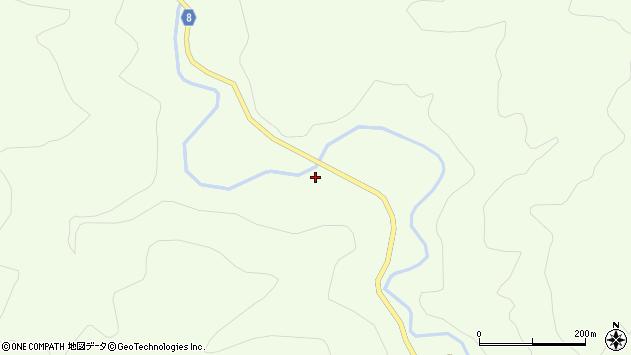 山形県西置賜郡小国町大石沢229周辺の地図